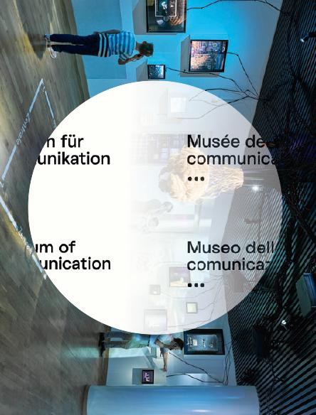 Lässt sich kommunikation verräumlichen?